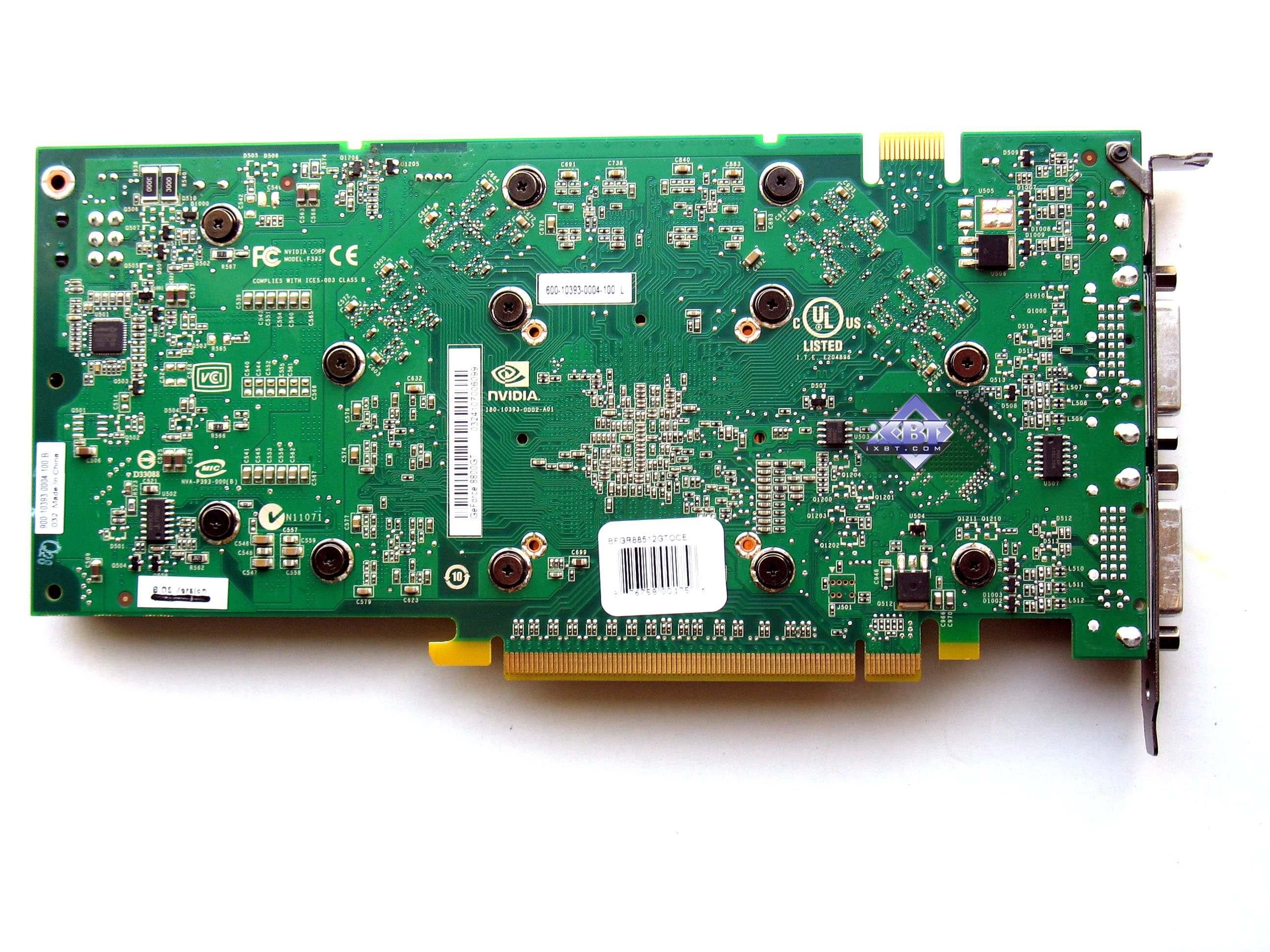 Скачать драйвер geforce 8800 gts 512
