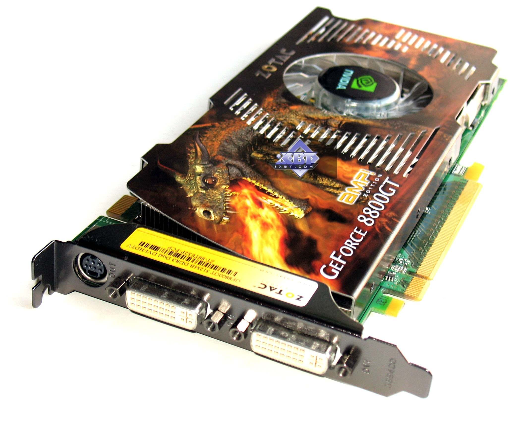 Video card nVidia Geforce 8800 GT: characteristics, comparison by competitors and reviews 73