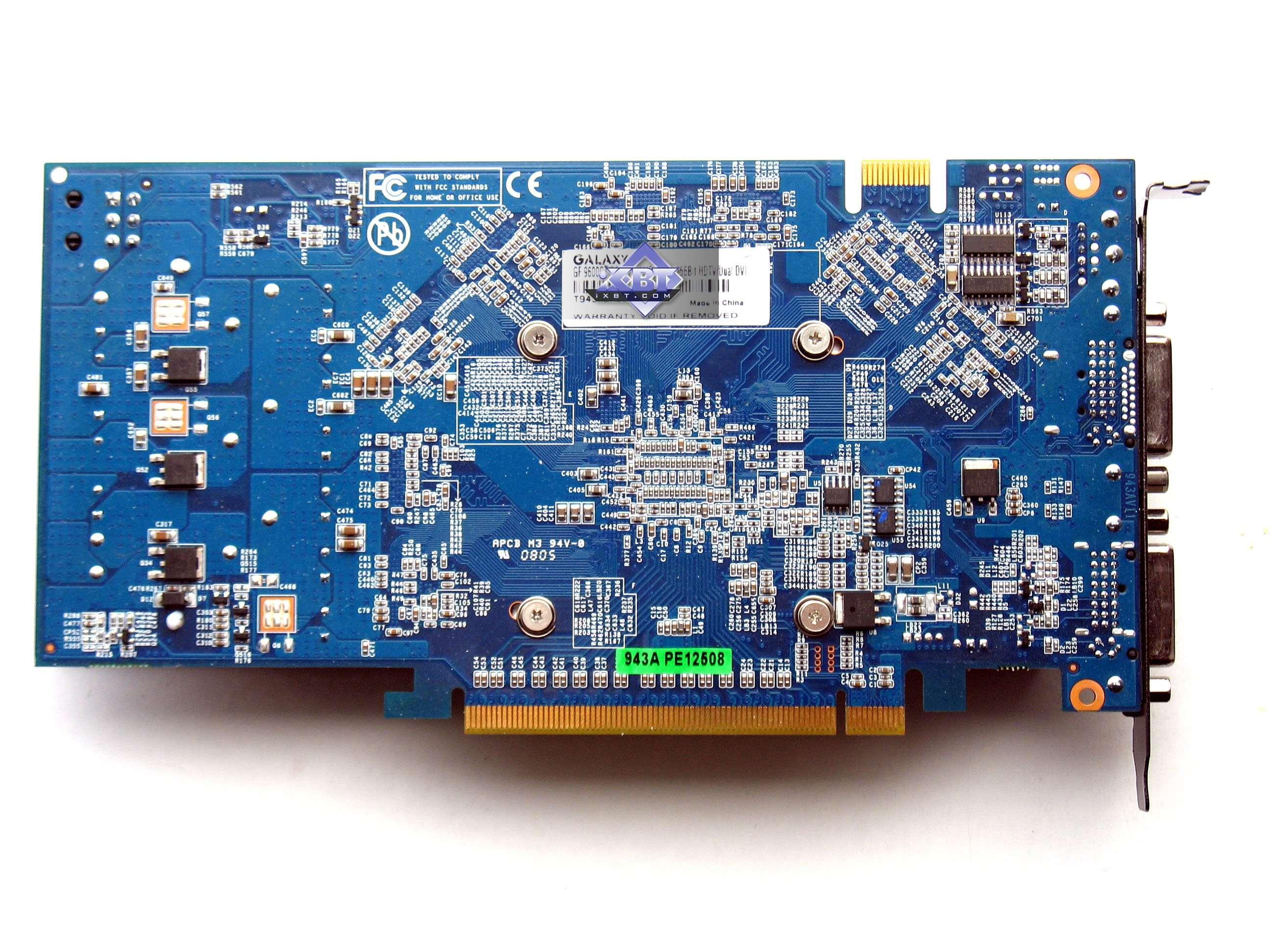 Инструкция nvidia geforce 9600 gt