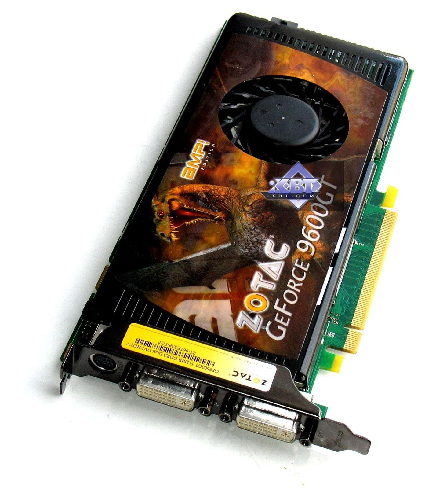 Драйвер nvidia gt 9600.