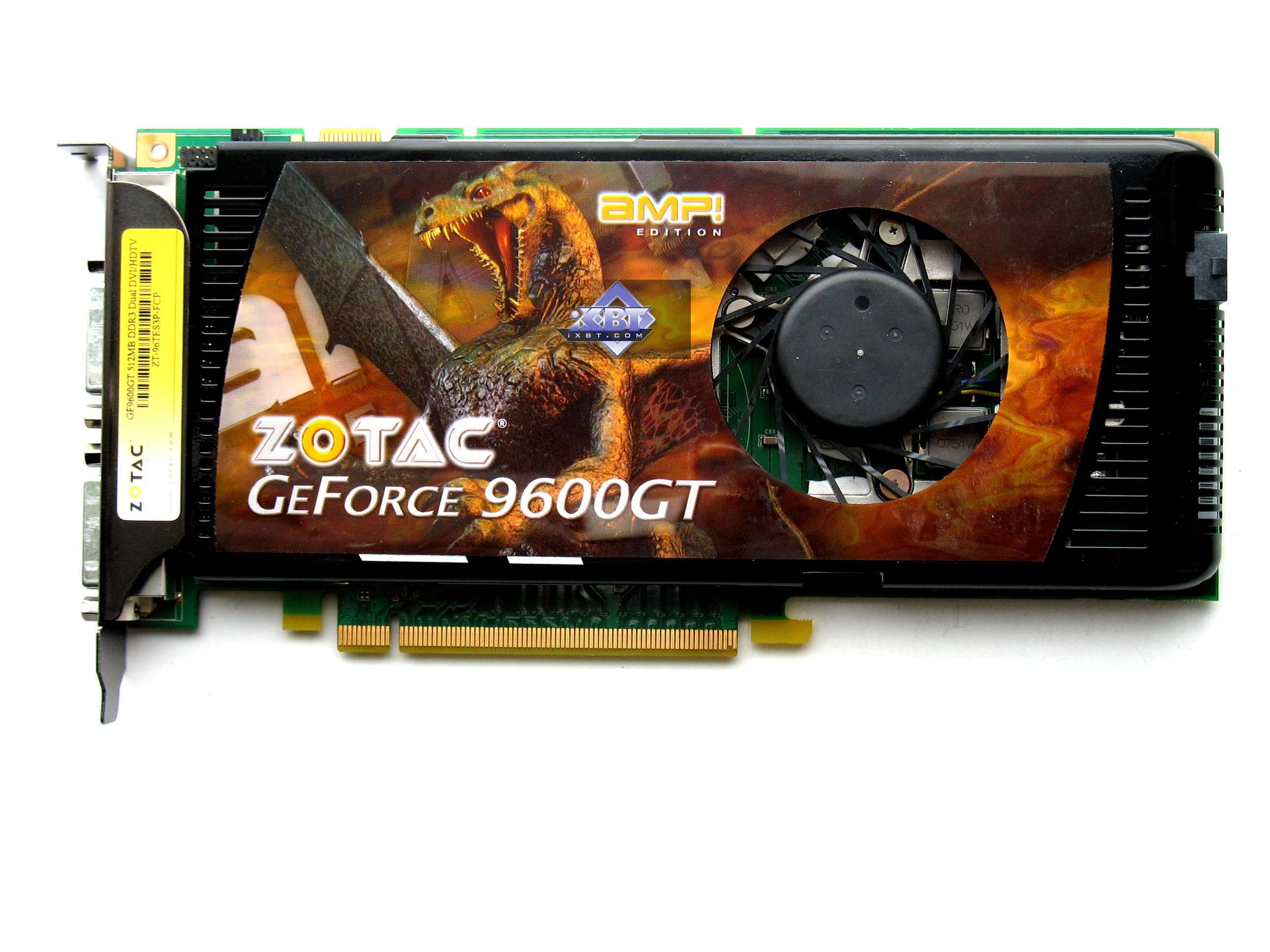 Zotac 9600 gt драйвер скачать