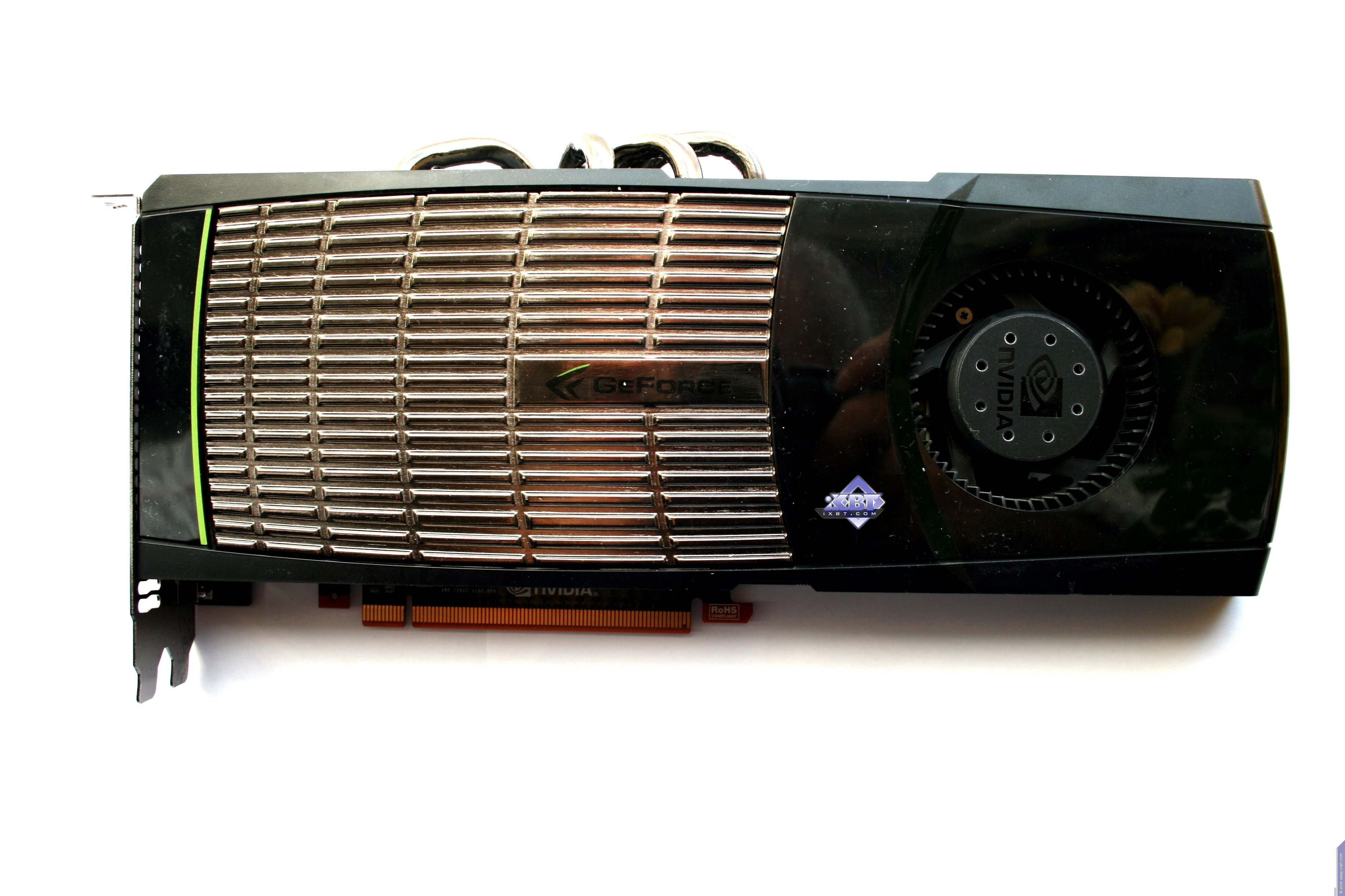 iXBT Labs - NVIDIA GeForce GTX 480 Graphics Card - Page 5: Design, cooling