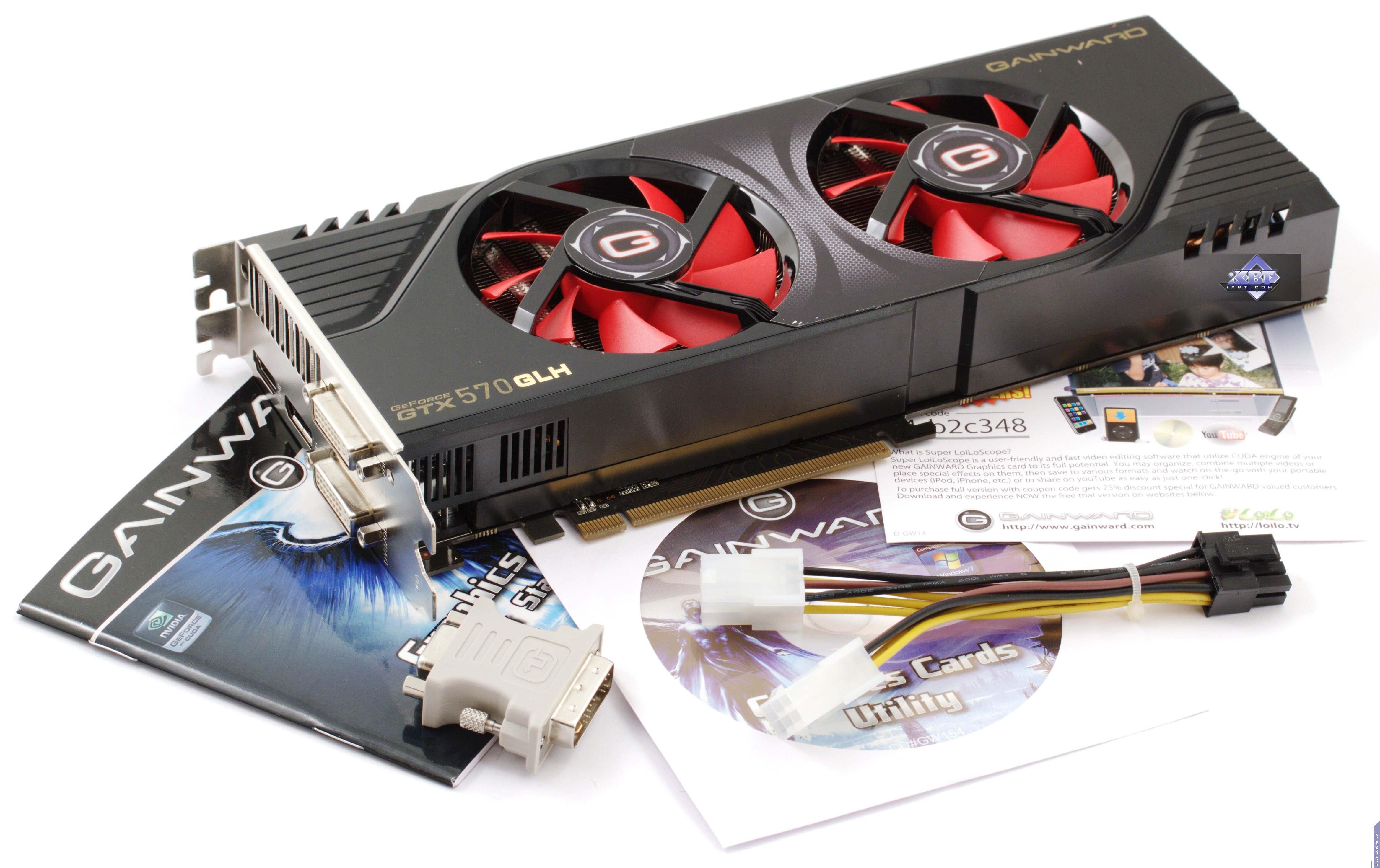 Geforce gtx 570 драйвера скачать