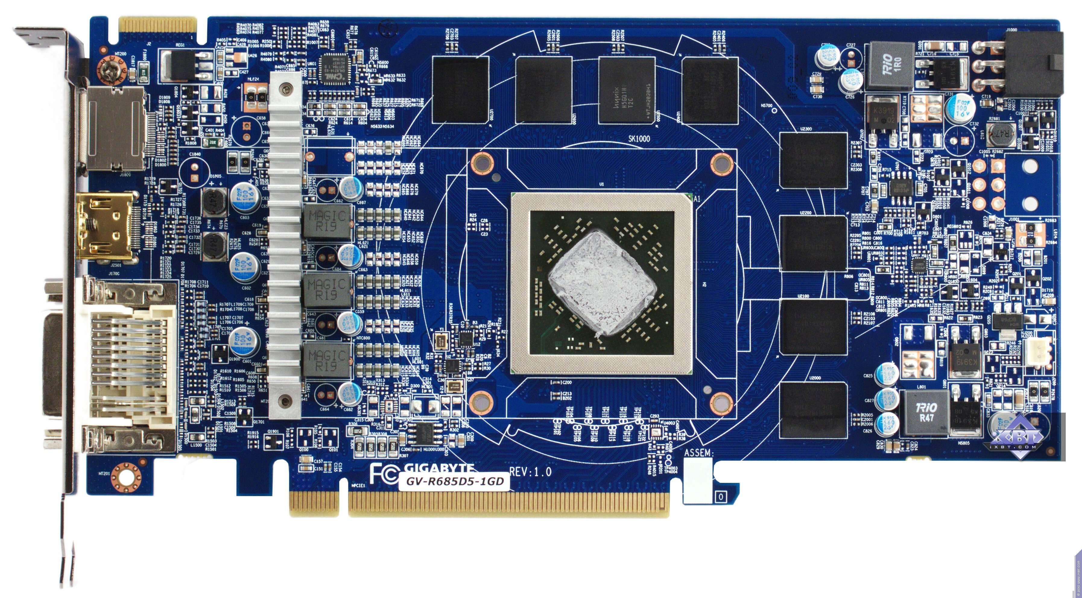 Gigabyte GV-R685D5-1GD Driver for Mac Download