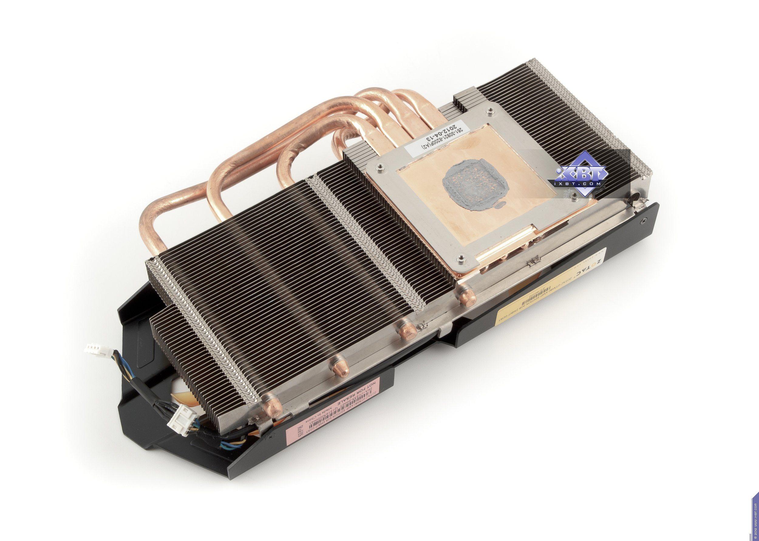 ... GTX 680 Phantom, Zotac GeForce GTX 680 AMP! Edition Graphics Cards