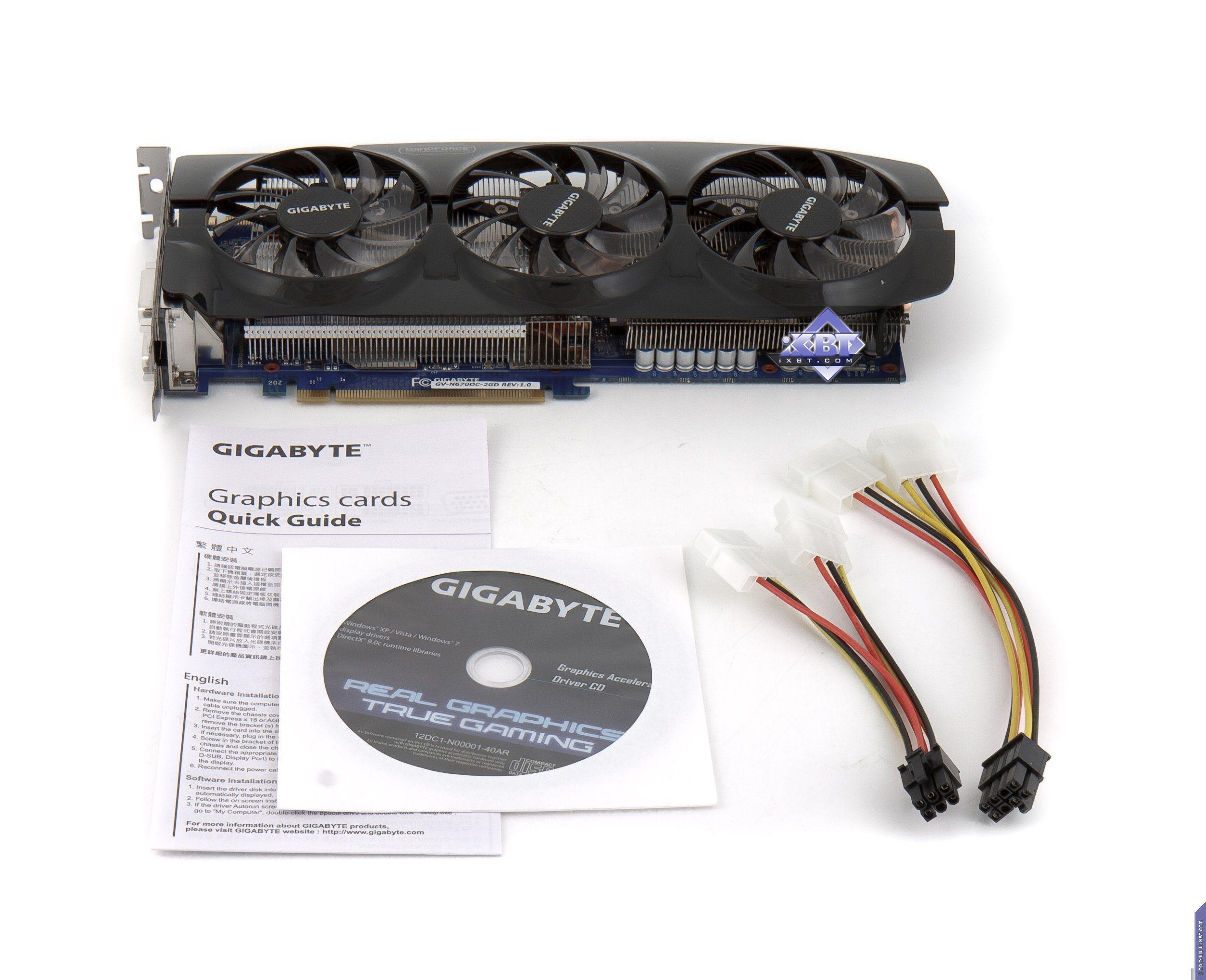 Review: gigabyte geforce gtx 670 windforce 3x graphics hexus. Net.