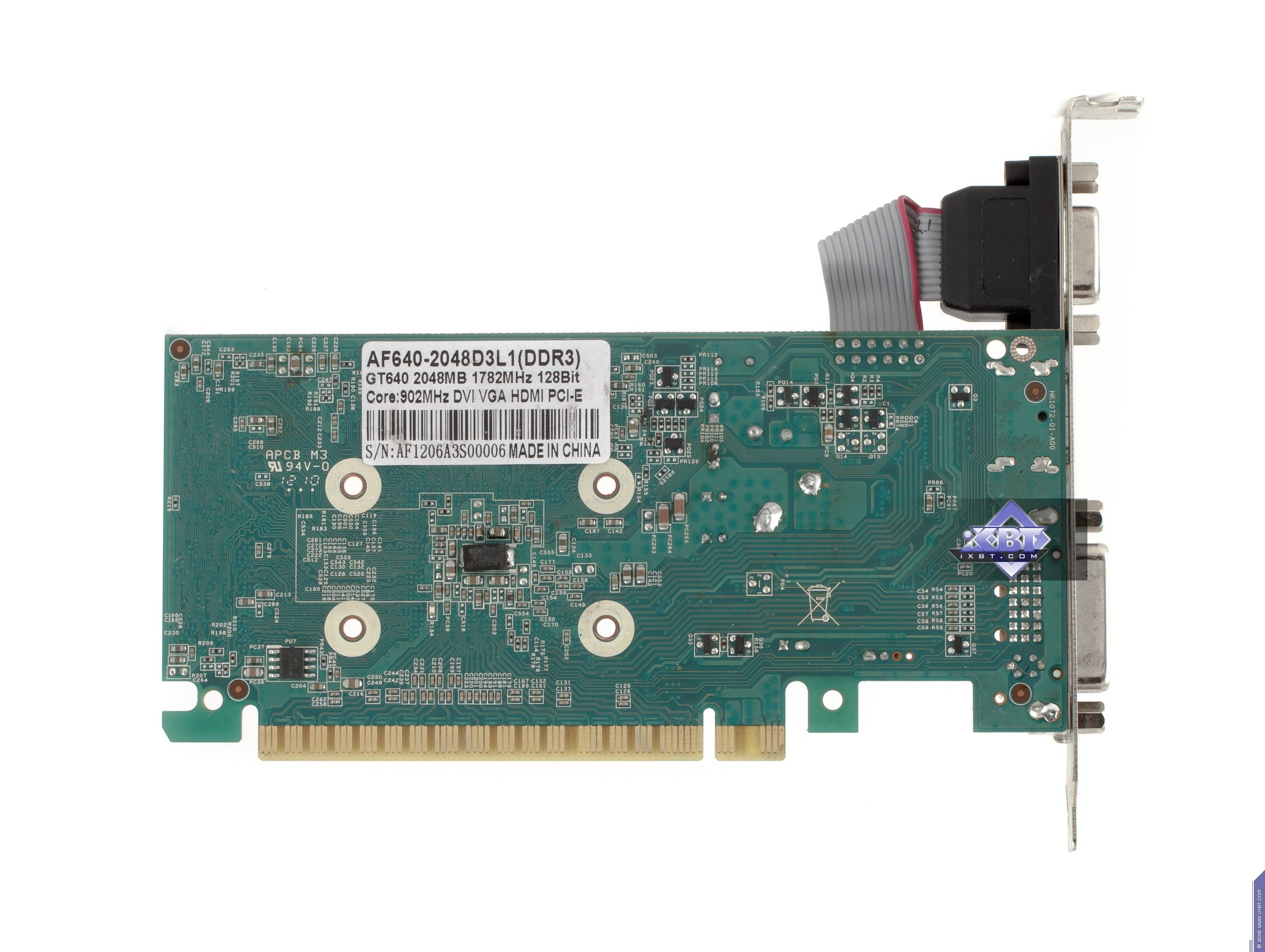 Nvidia Geforce 640 Обзор