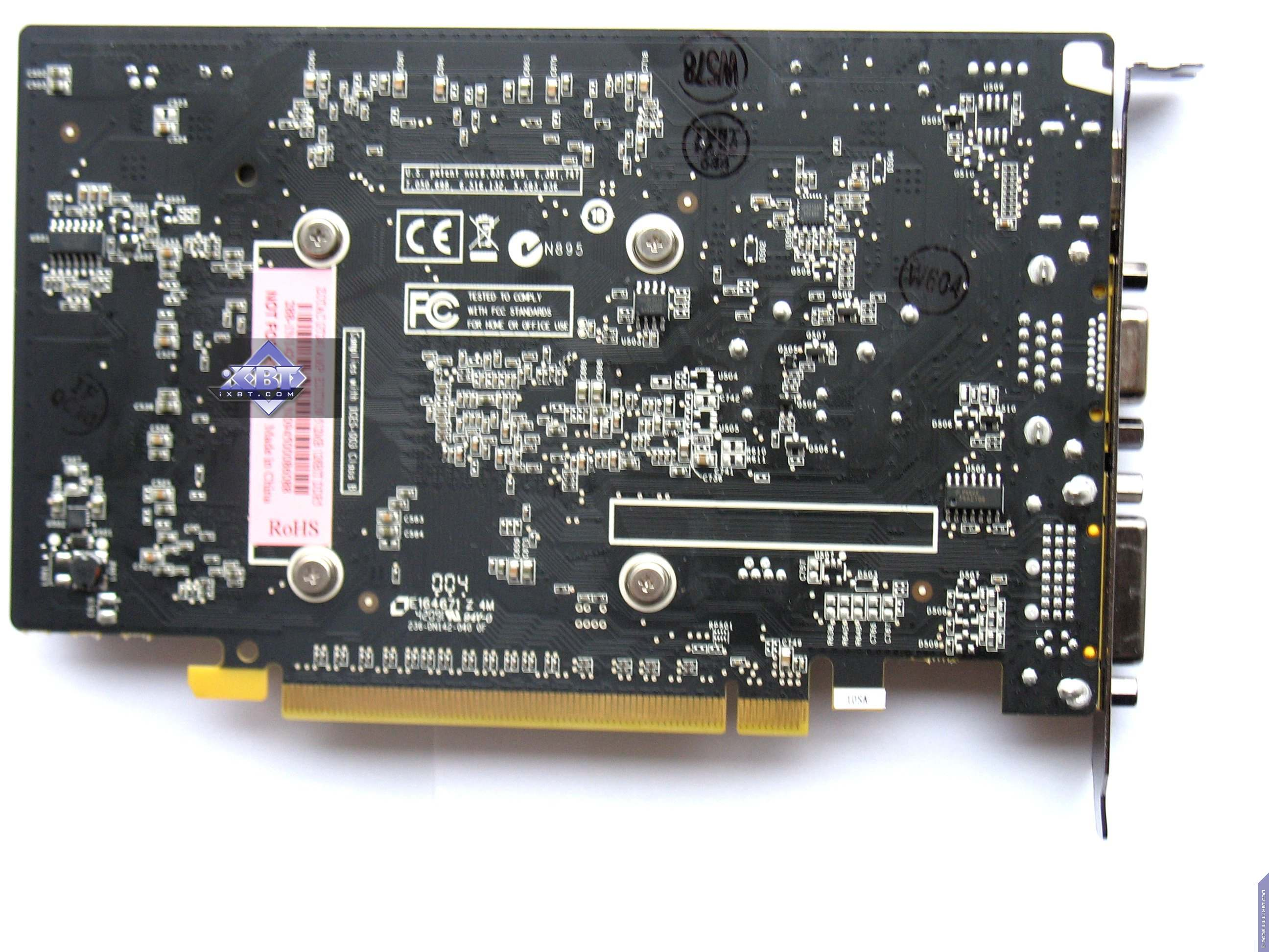 Video card GeForce GT 240: characteristics, comparison with competitors and reviews 74