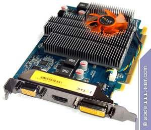 Zotac Geforce Gt220 512Мb
