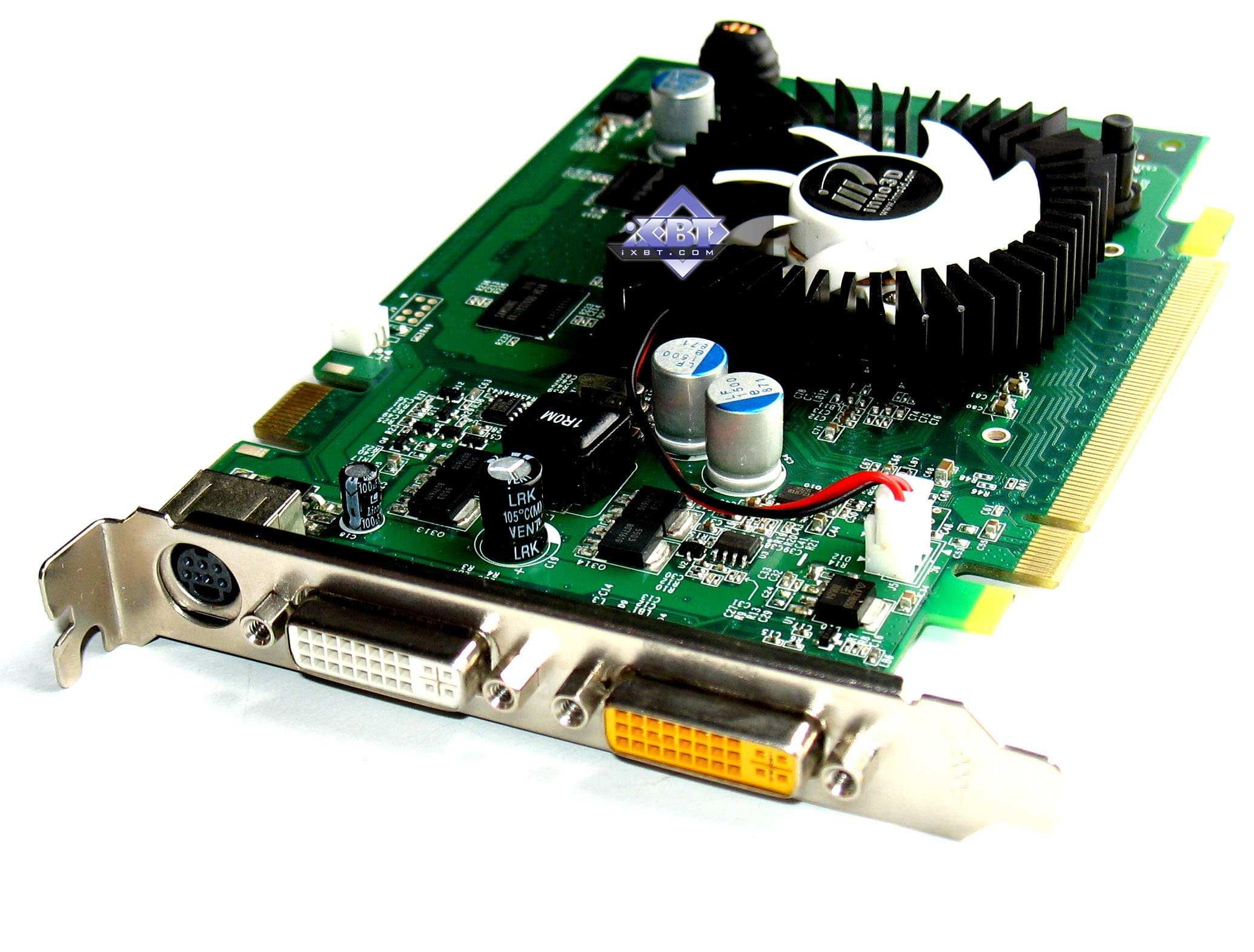 Placas de Vídeo AGP 128 MB em Componentes.