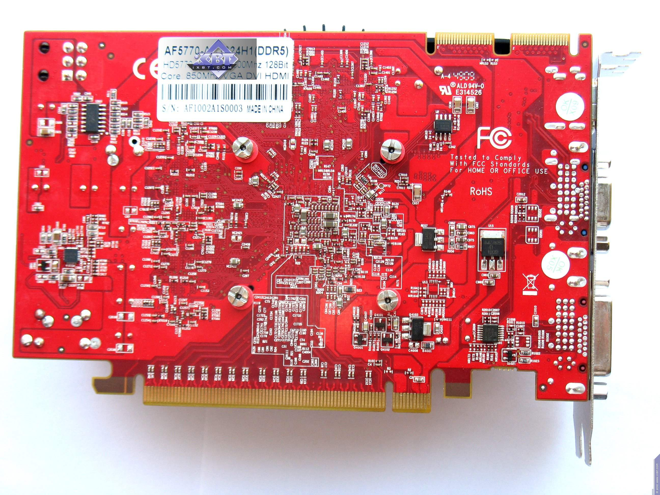 iXBT Labs - ATI Radeon HD 5750/5770 Graphics Cards - Page 1