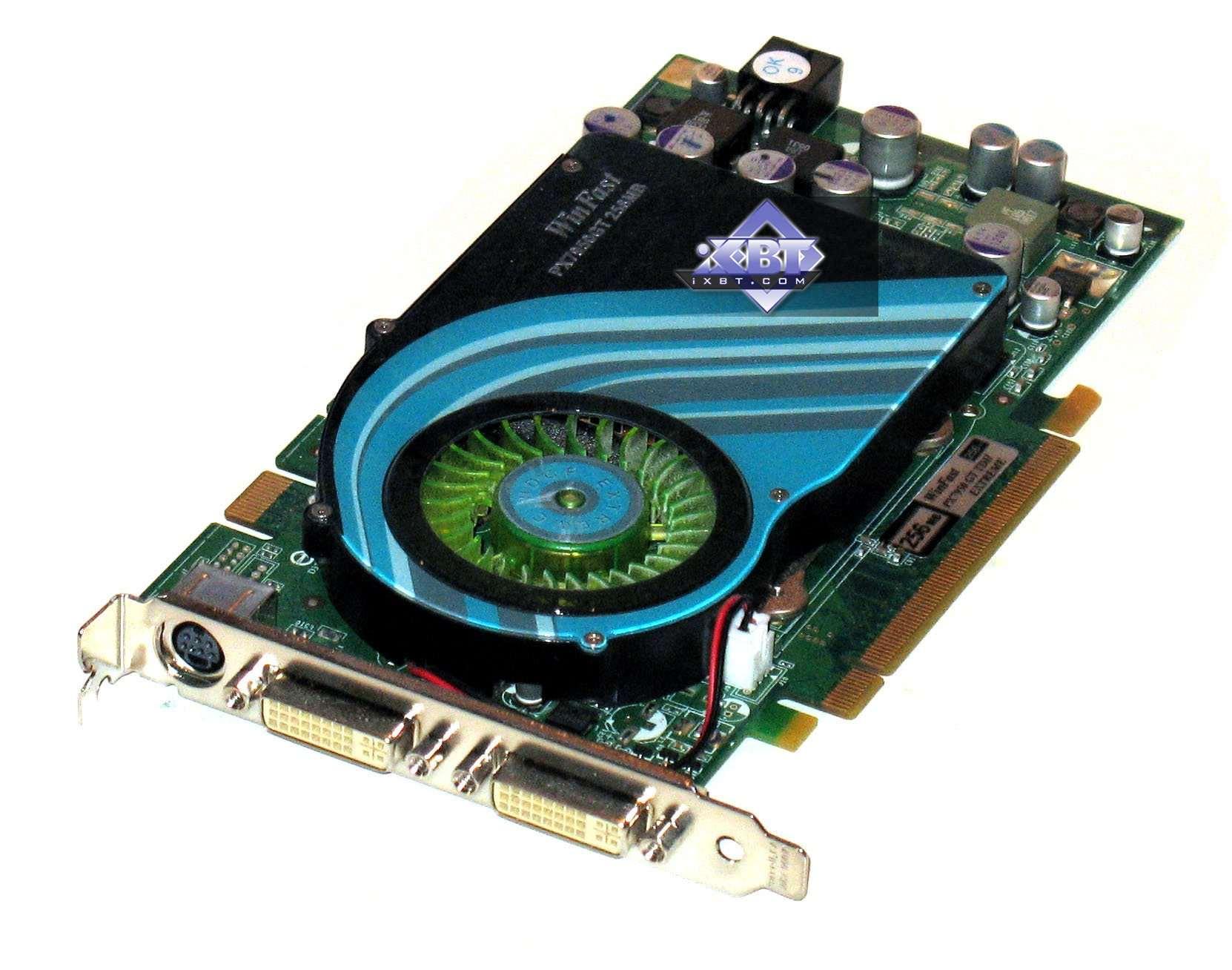 3Digest July 2007 NVIDIA GeForce 7950 GT PCI E 256MB DDR3 600 1430 MHz