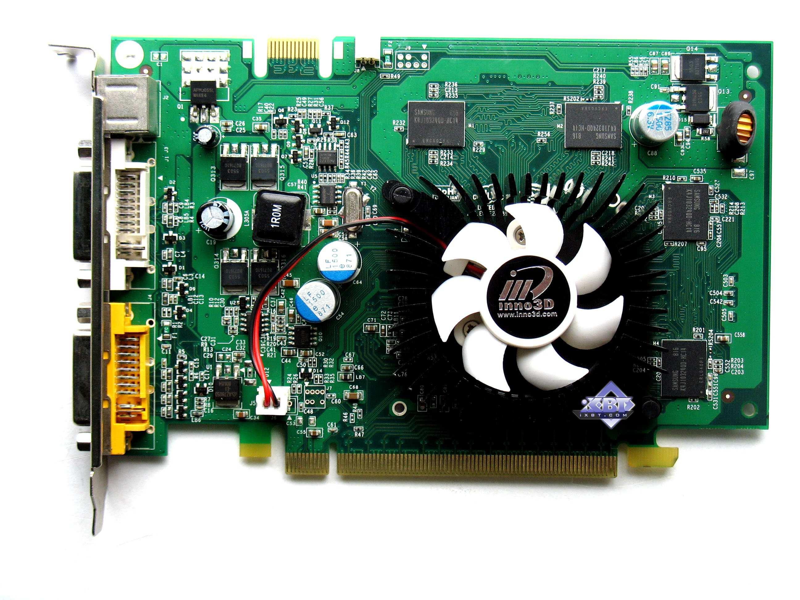 GeForce 95 GT | Specifications | GeForce