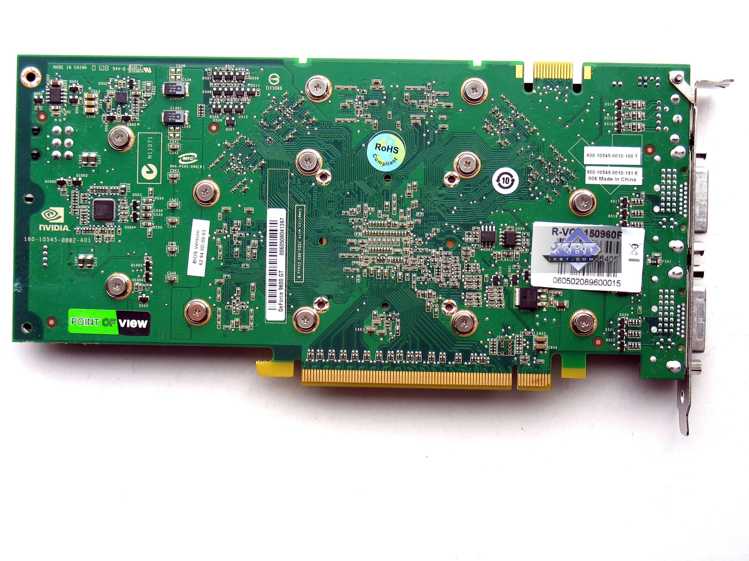 скачать видео драйвер для видеокарты nvidia gforse 9600 gt