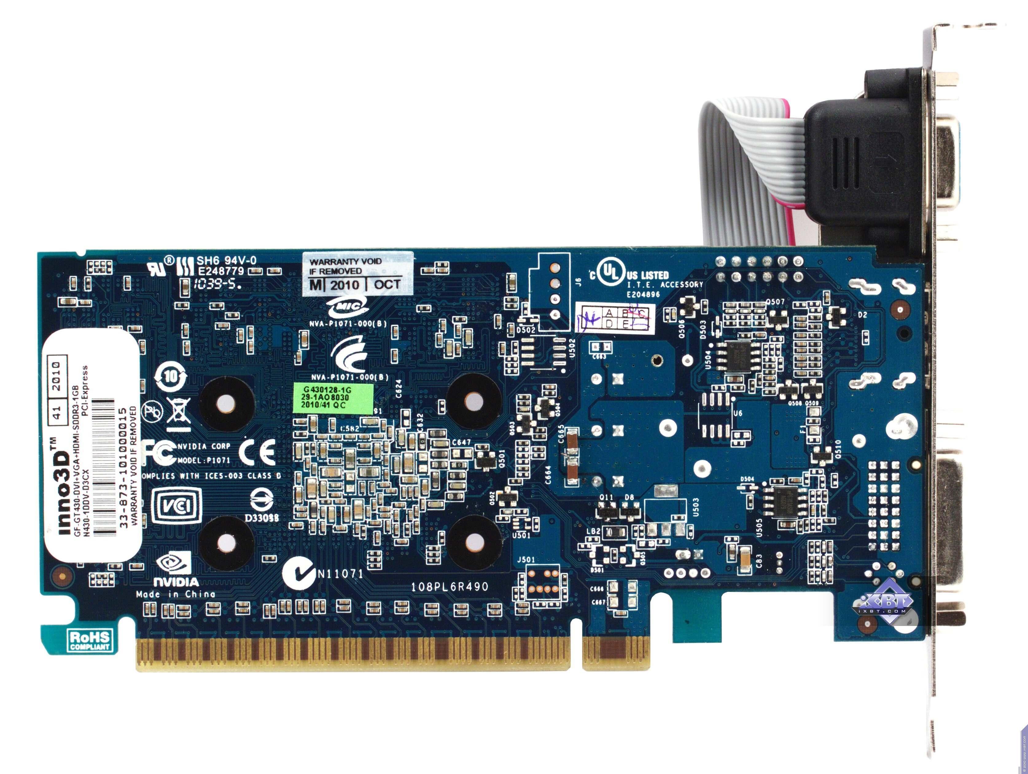 nvidia geforce gt 430 скачать драйвер последняя версия
