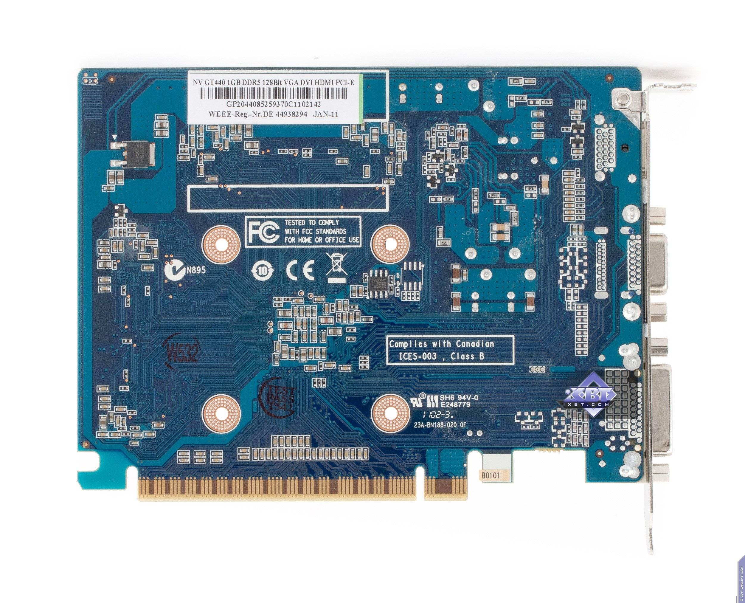 Драйвер для nvidia geforce gt 440