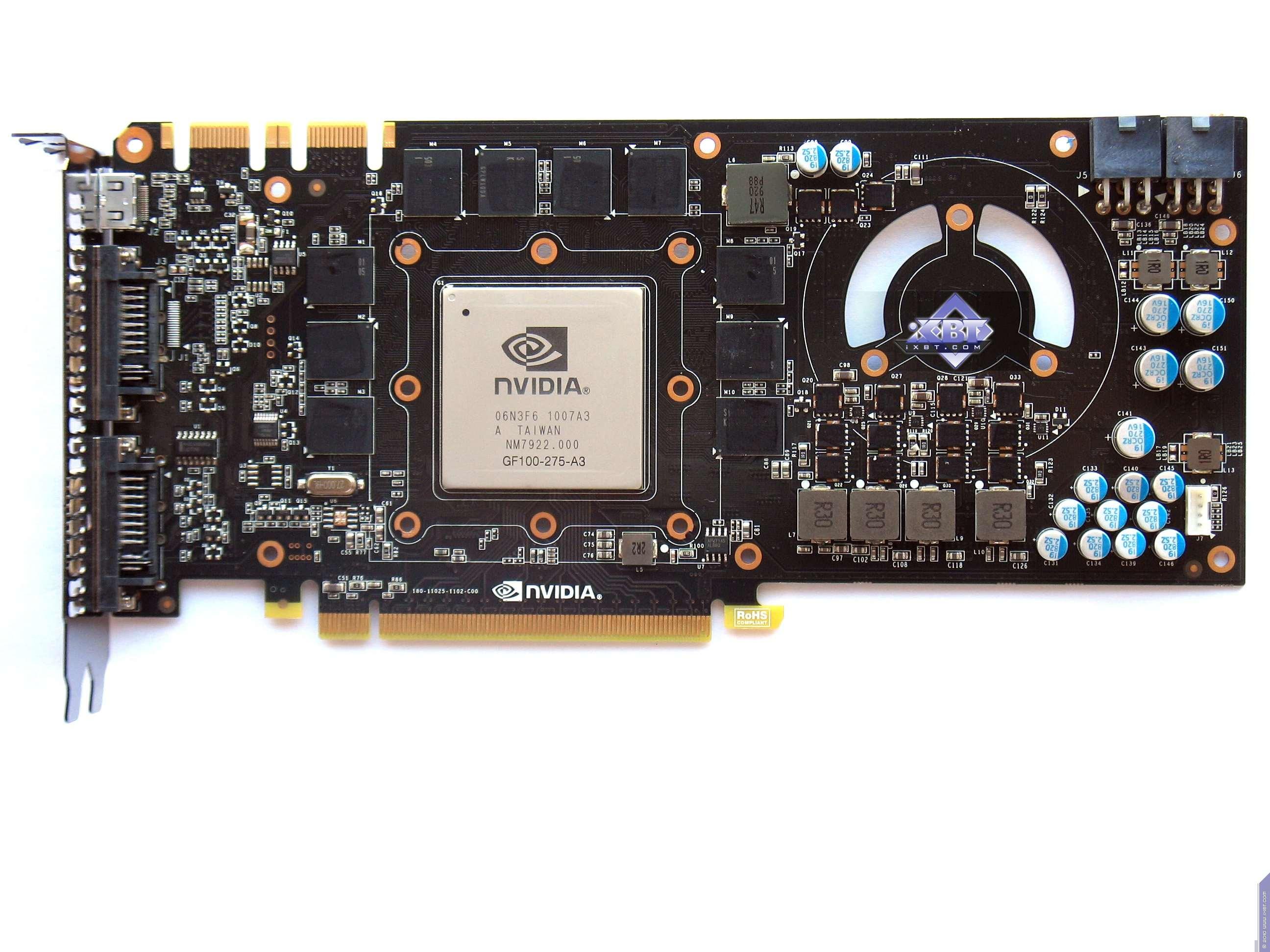 iXBT Labs - Palit GeForce GTX 470 1280MB GDDR5 Graphics Card