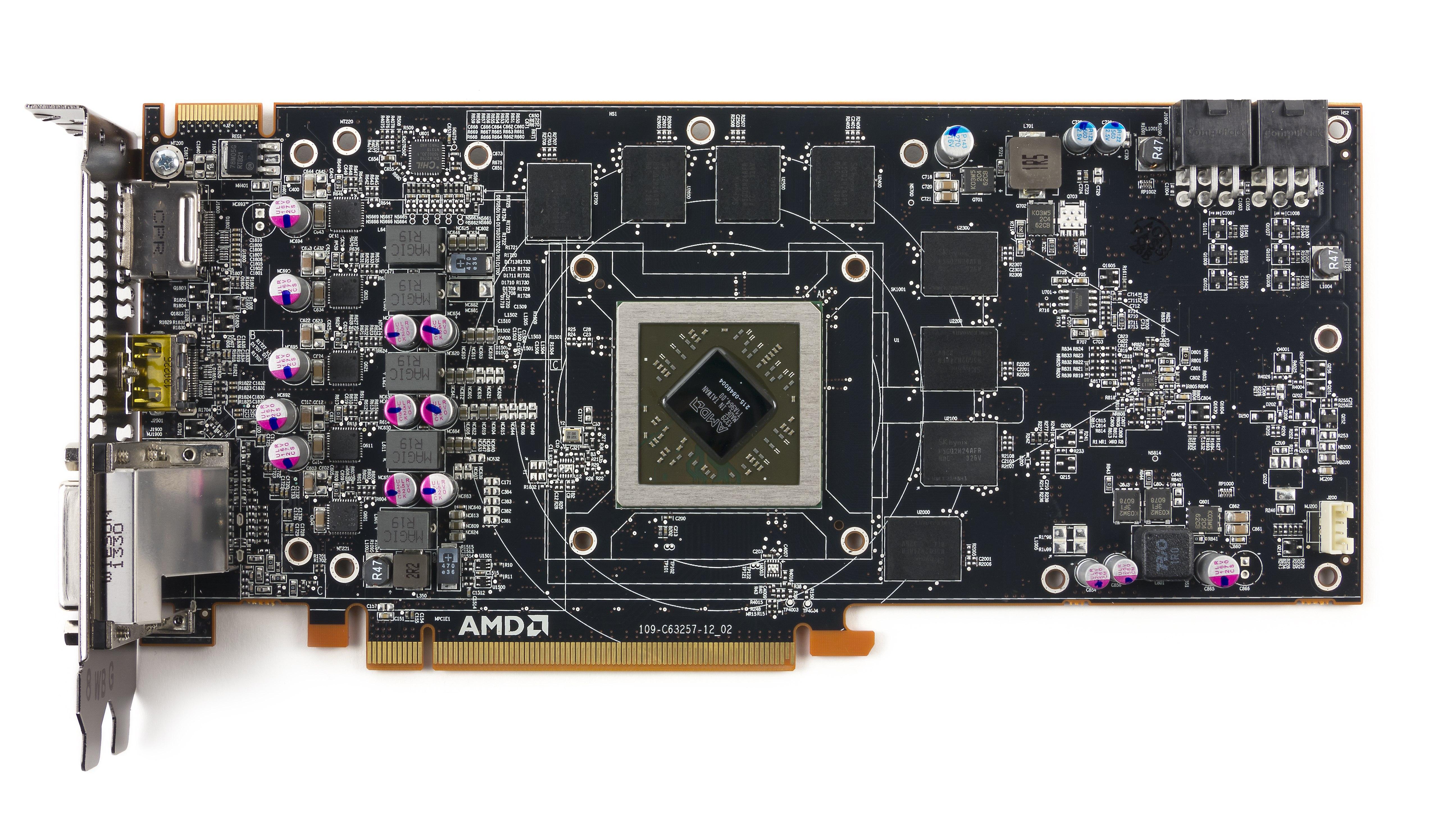 Radeon R9 270X в исполнении Asus
