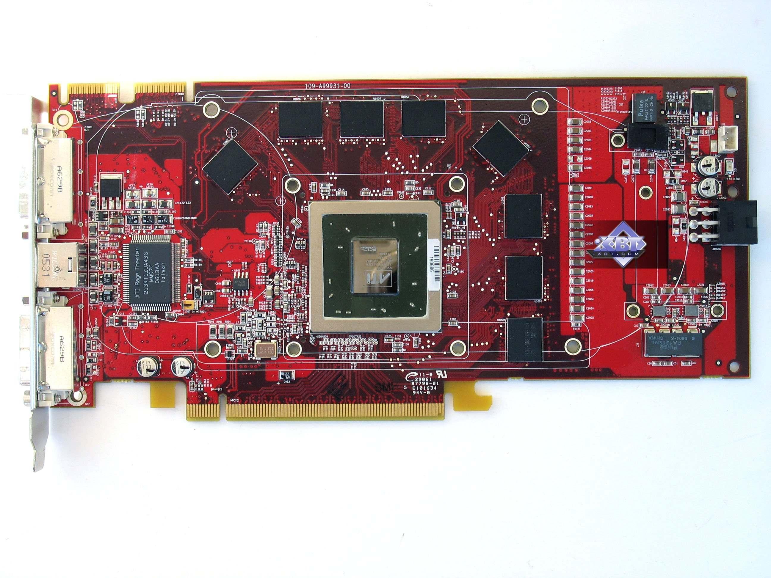 Radeon X1950 Pro Driver