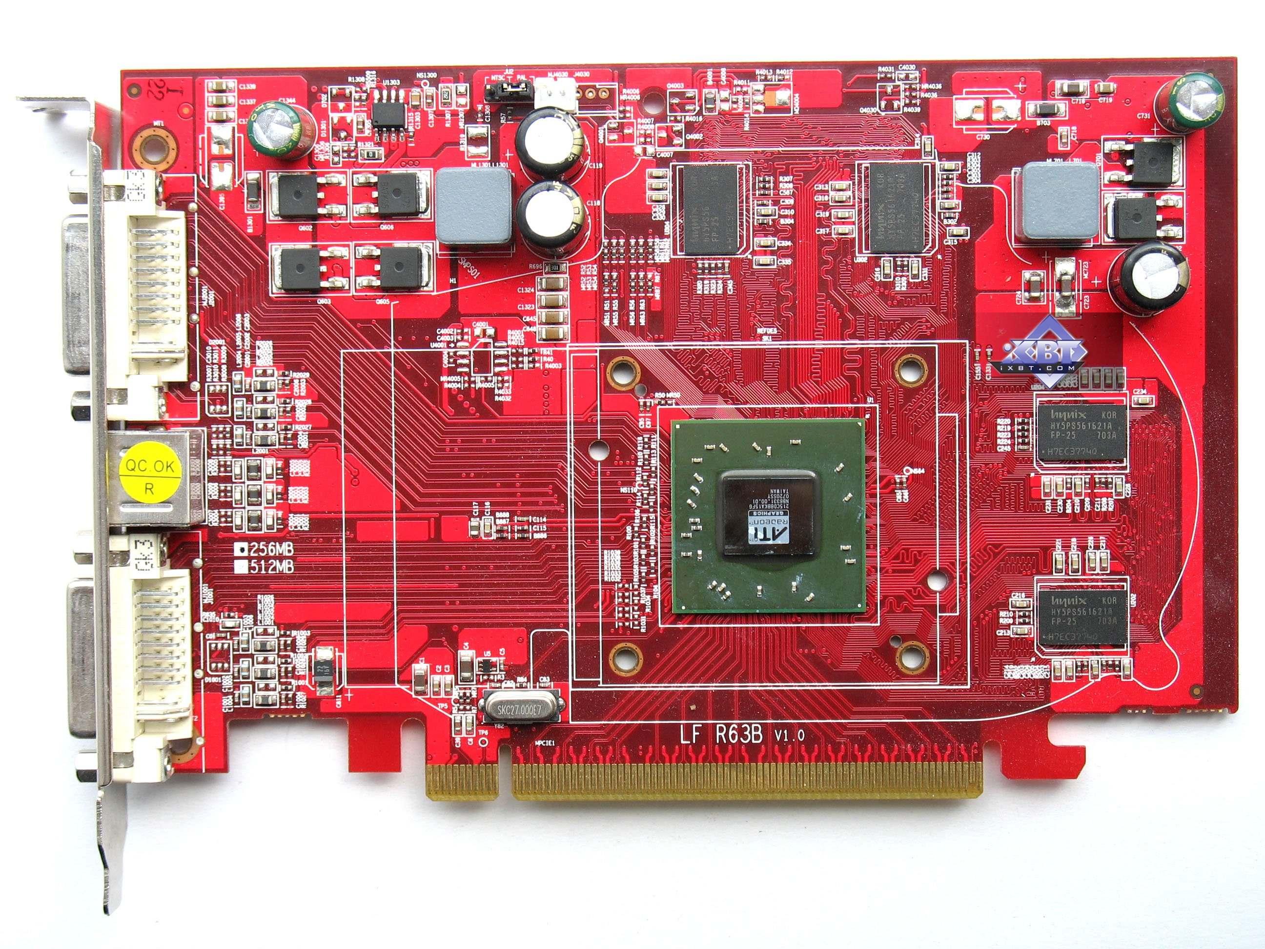 Visiontek x1650 pro