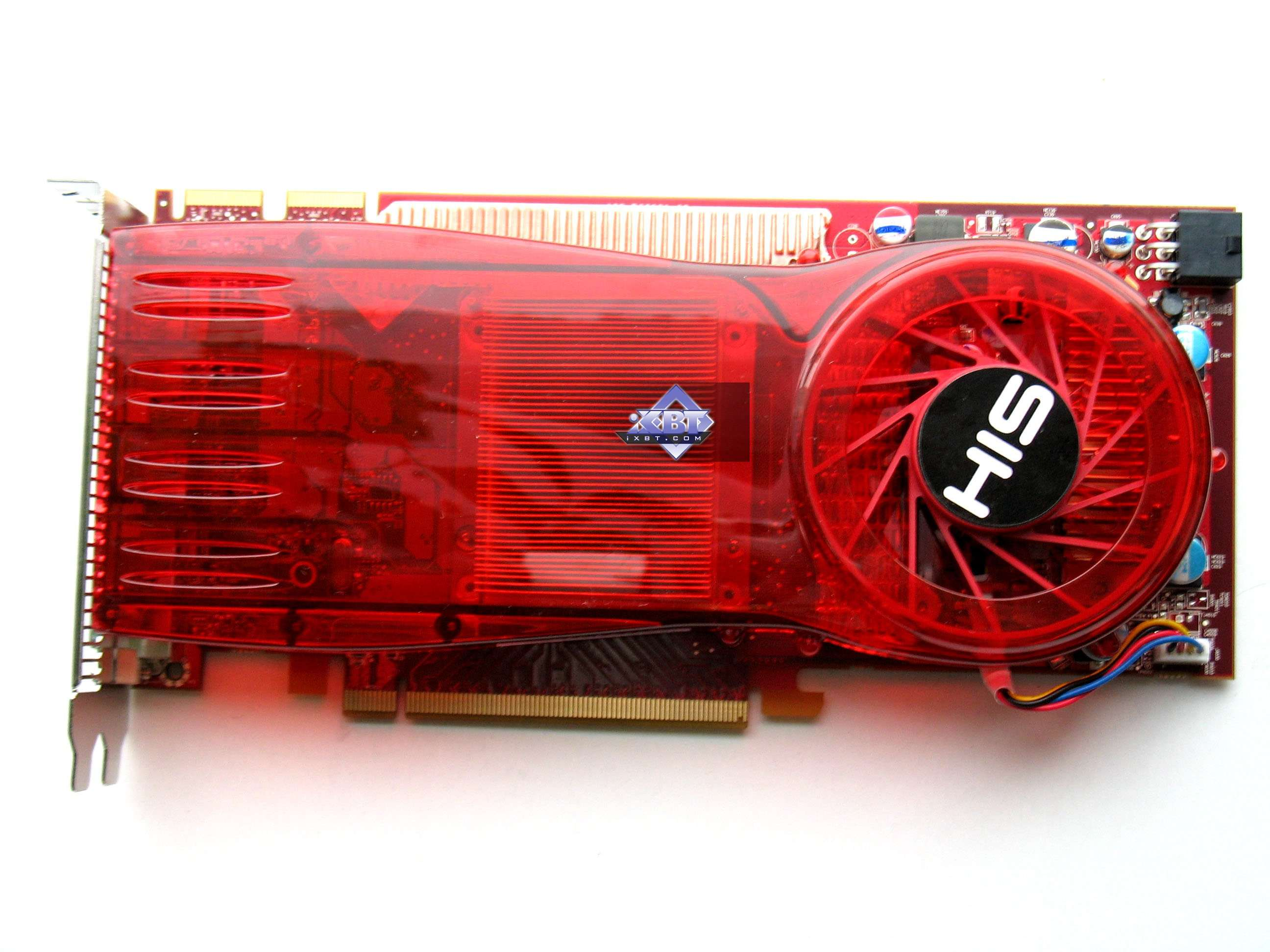His radeon hd 3870 x2 review