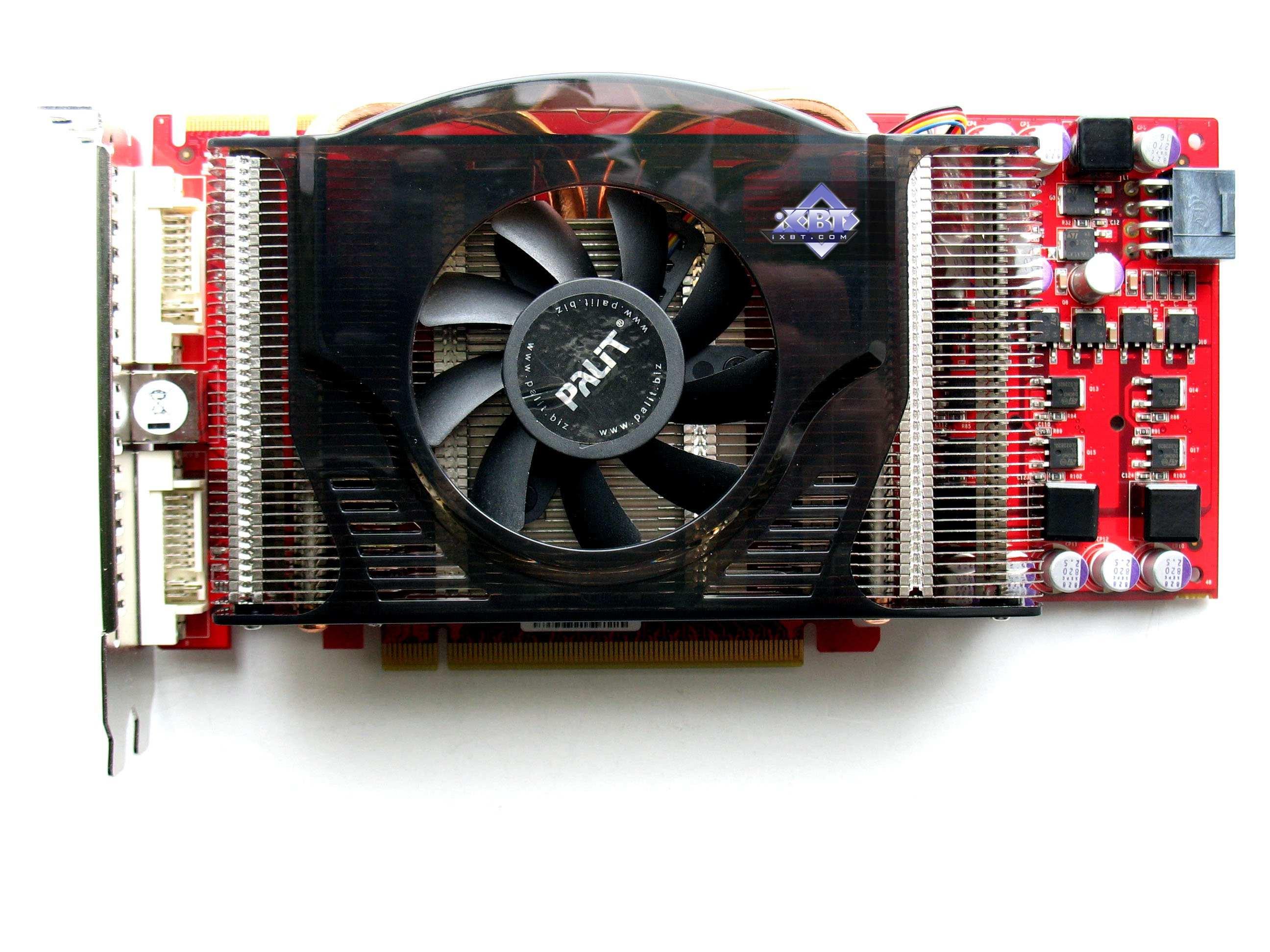 Reference Card ATI RADEON HD 4850