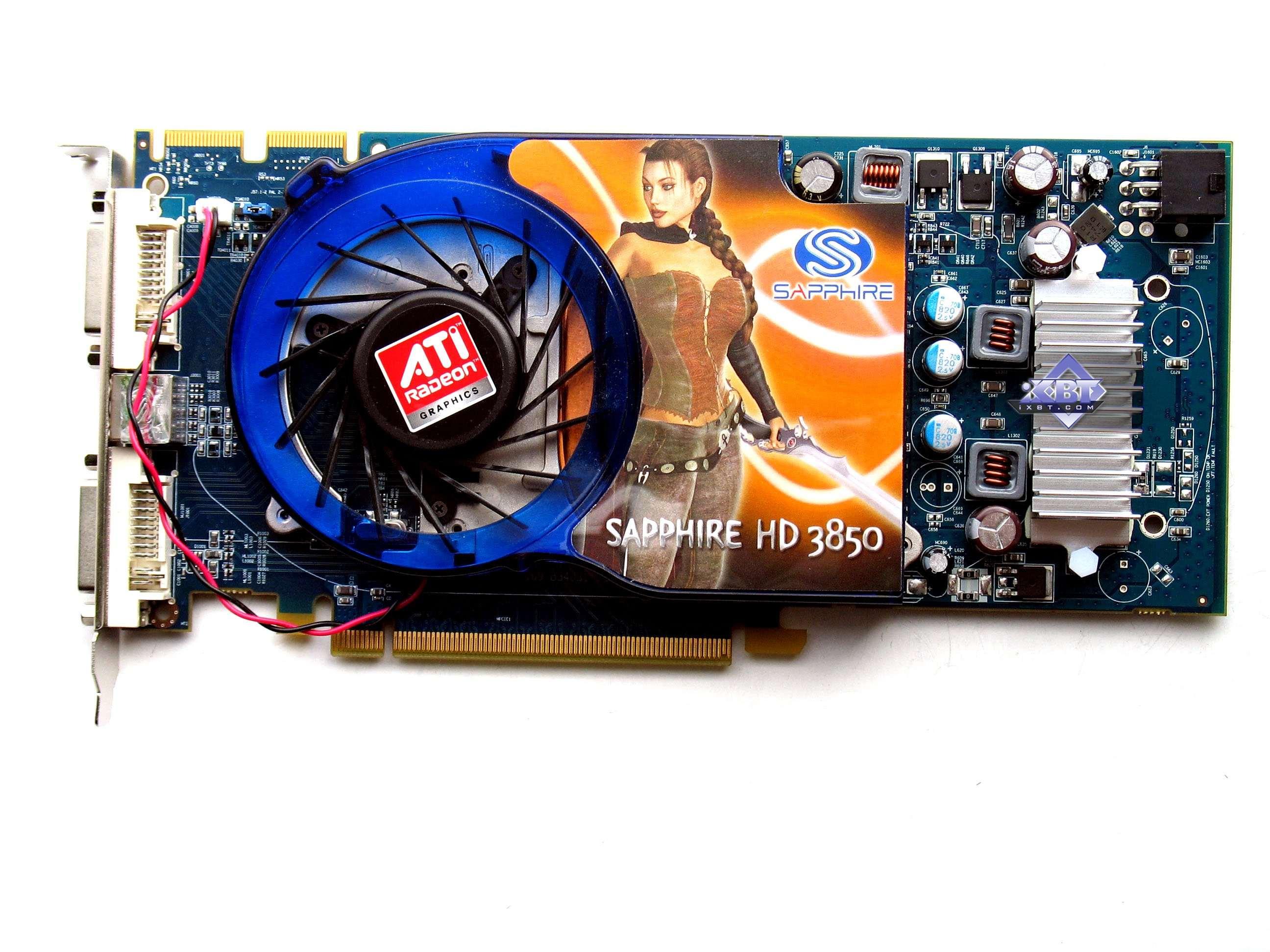 Драйвер На Видеокарту Ati Radeon Sapphire Hd 3870