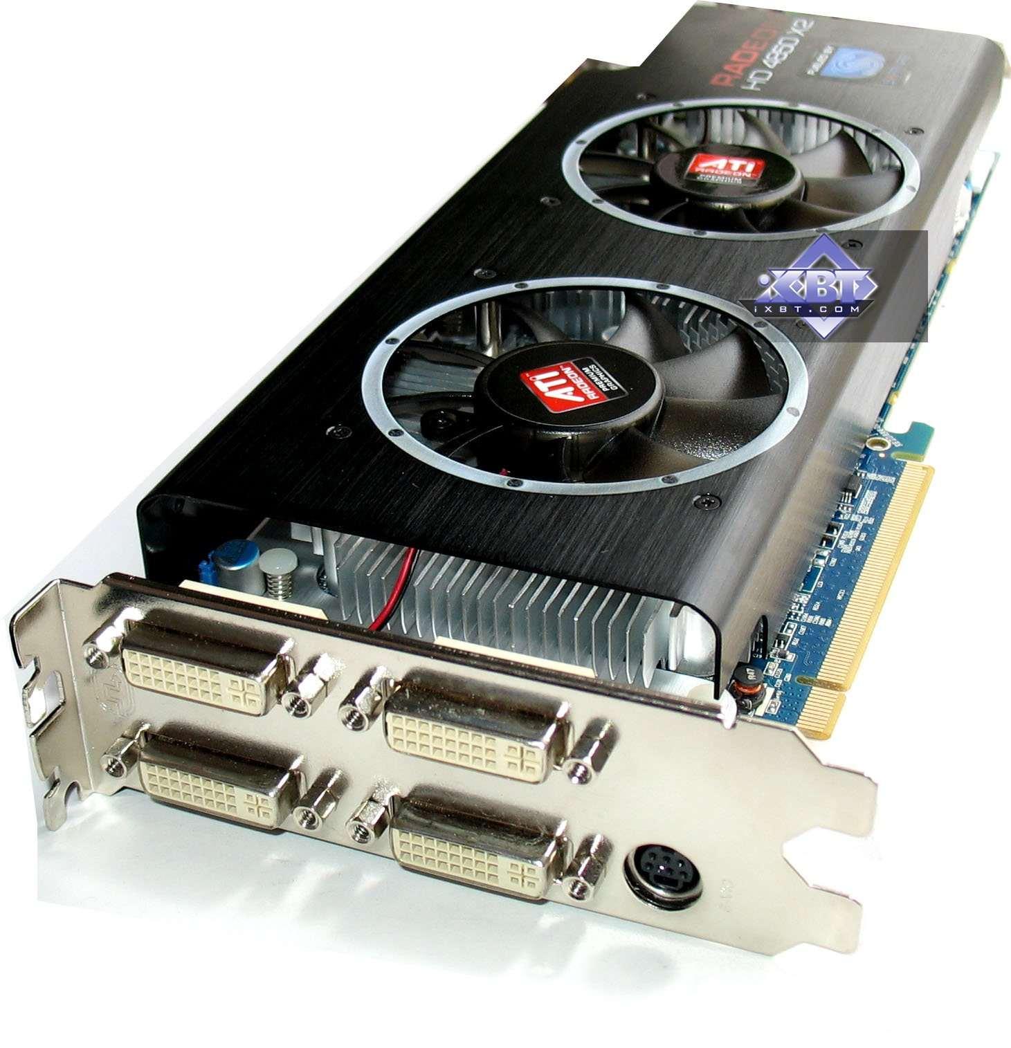ATI Radeon HD 4850 X2 Catalyst Drivers Download Free
