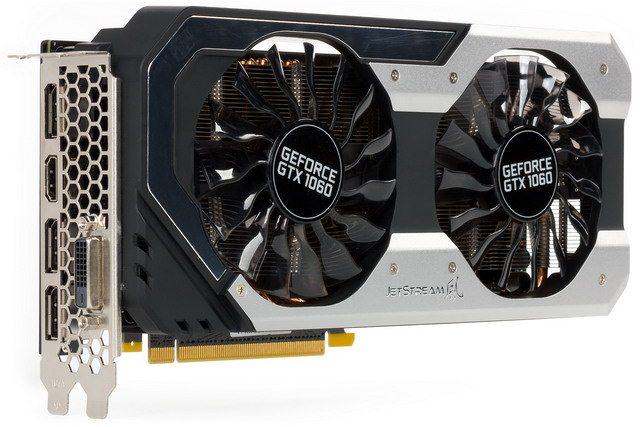 Видеоускоритель Palit GeForce GTX 1060 Super Jetstream (6 ГБ): одно из лучших приобретений по соотношению цены и скорости
