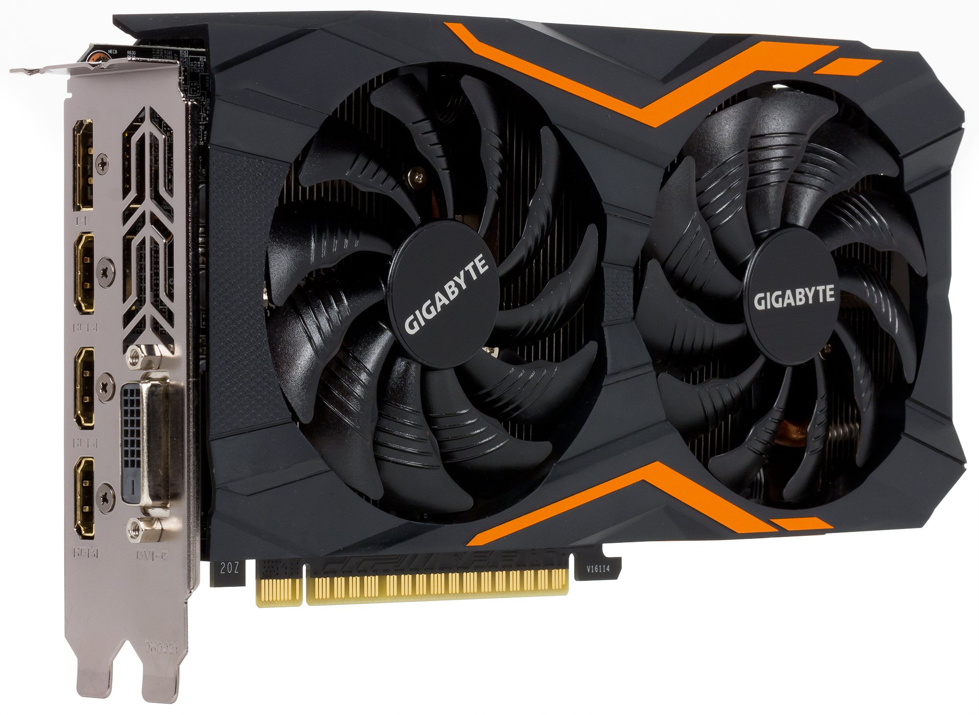 Nvidia GeForce GTX 1050 Ti 4 ГБ 128-битной GDDR5 (1290-1482/7000 МГц)